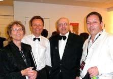 Nicole, Pierre, Daniel et Stephan