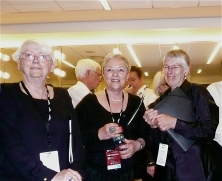 Françoise, Monique et Diana